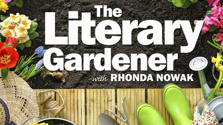 [PODCAST] The Literary Gardener