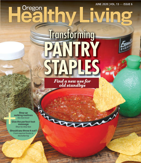 COVER Oregon Healthy Living June 2020 1