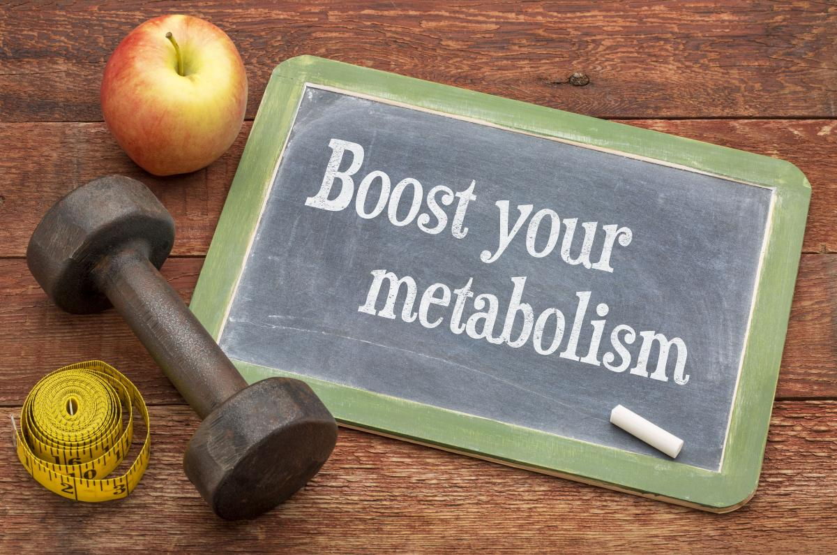 Starter Metabolism Boost for Midlife